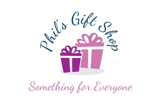 Phil's Gift Shop logo