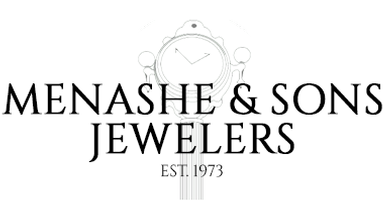 Menashe and Sons Jewelers logo